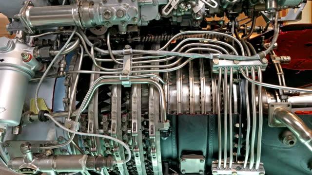 turbo jet engine video