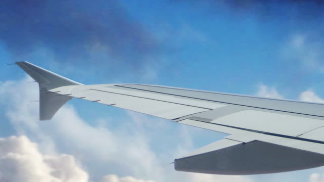 Turbulence On a Jet Plane video
