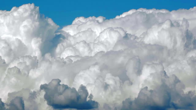 Turbulent Clouds video