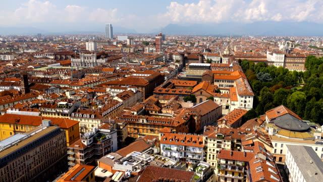 Turin City View