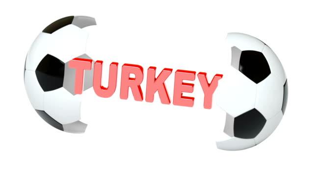 Turkey. 4K Resolution. Looping. Turkey. 4K Resolution. Looping. international match stock videos & royalty-free footage
