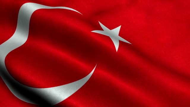 Turkey Fkag video