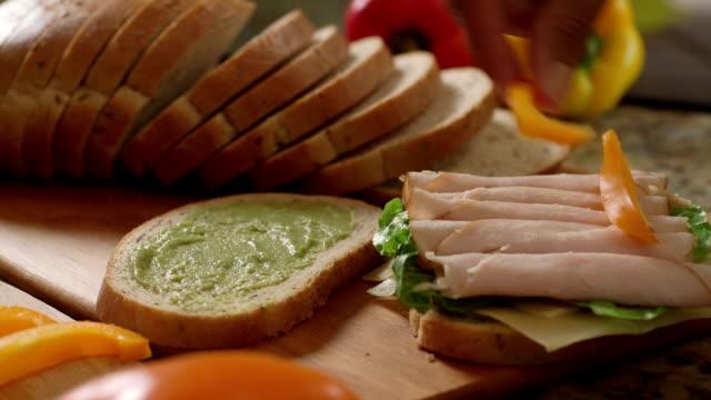 Turkey Sandwich video