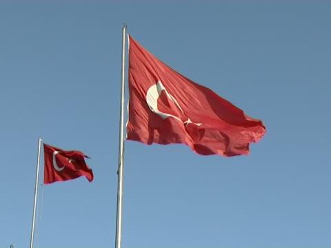 Turkish Flag video