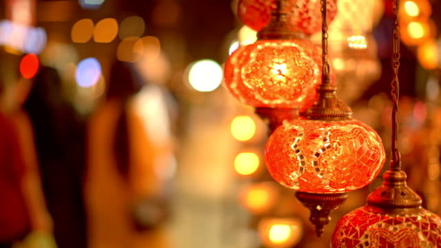 turkish lamp - ramadan stock videos and b-roll footage