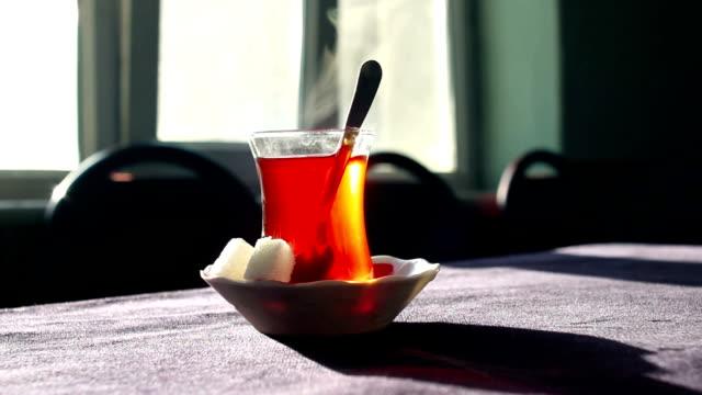 Turkish tea house video
