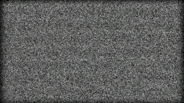 HD - TV Turn On-Off Effect with sound video