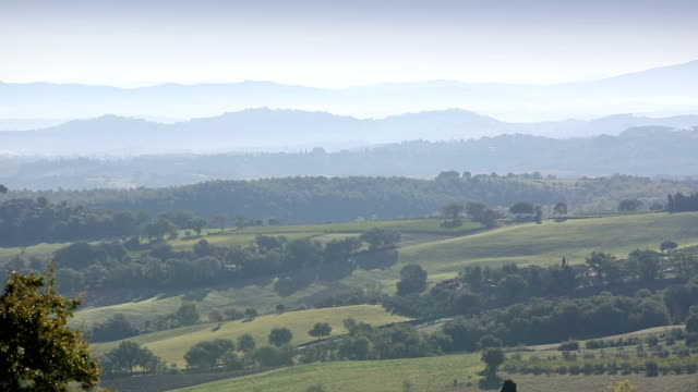 Tuscany Countryside: val d'Orcia video