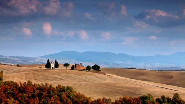 Tuscany time lapse video