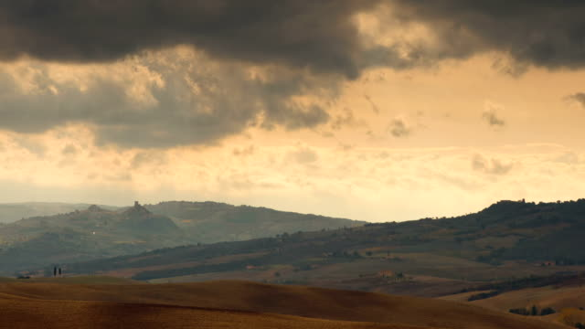 tuscany time-lapse video