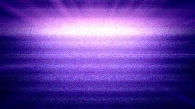 テレビノイズ、抽象的なデジタルグリッチアートアニメーション効果 - 木目のビデオ点の映像素材/bロール