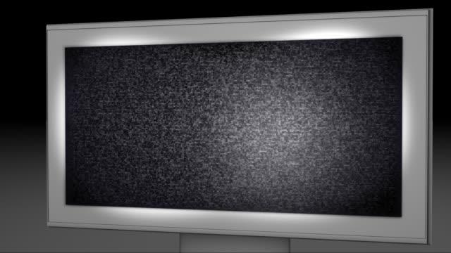 tv plasma screen HD video