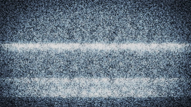 Tv Static | Loopable video