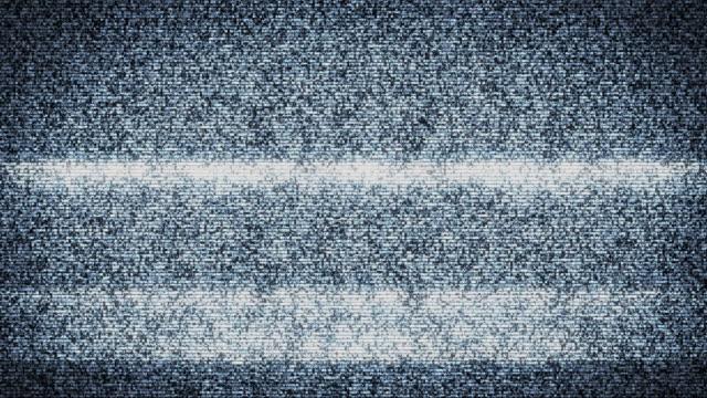 Tv statische/Endlos wiederholbar – Video