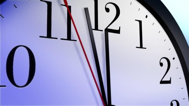 twelve hours video
