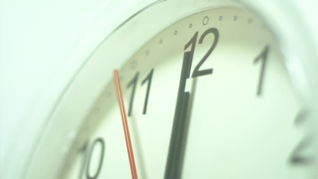 Twelve O'Clock video