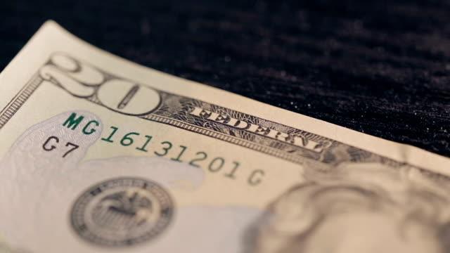 A Twenty-dollar Bill video