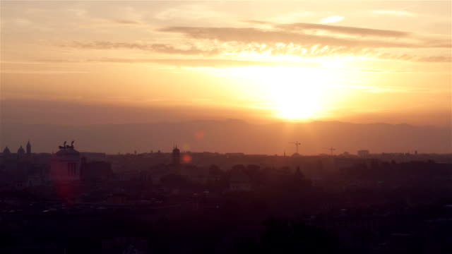 twilight in rome - peter the apostle bildbanksvideor och videomaterial från bakom kulisserna