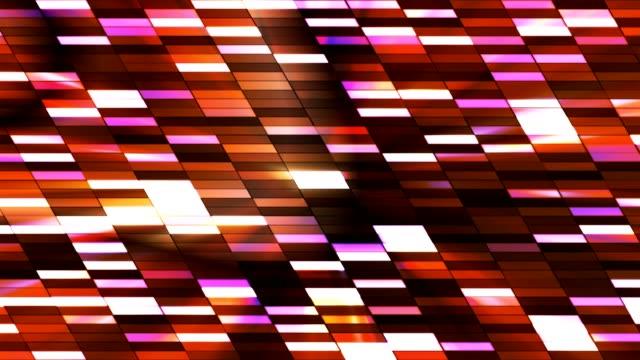 Twinkling Horizontal Slant Hi-Tech Small Bars video