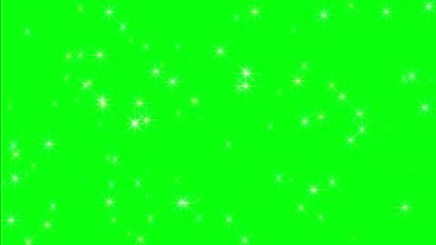 Twinkling Stars On Green Screen Twinkling Stars On Green Screen glittering stock videos & royalty-free footage