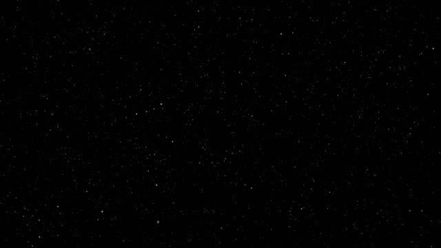4k twinkling stars - kształt gwiazdy filmów i materiałów b-roll