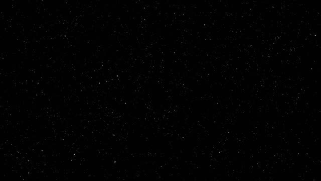 4k twinkling sterne - stern form stock-videos und b-roll-filmmaterial
