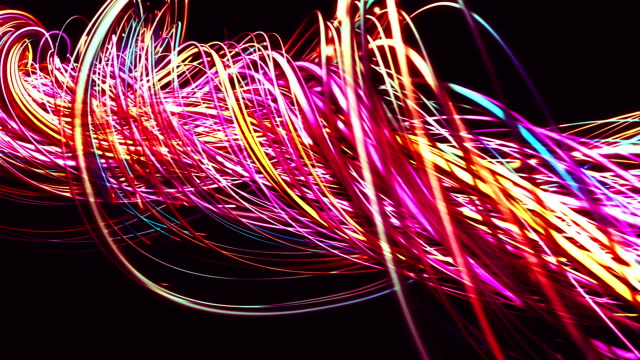 Twisted electricity cable Twisted electricity cable. Abstract sci-fi design twisted stock videos & royalty-free footage