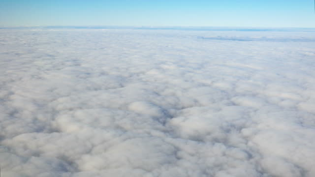 Two aerial shots above the clouds in 4K Two aerial shots above the clouds in 4K arthropod stock videos & royalty-free footage