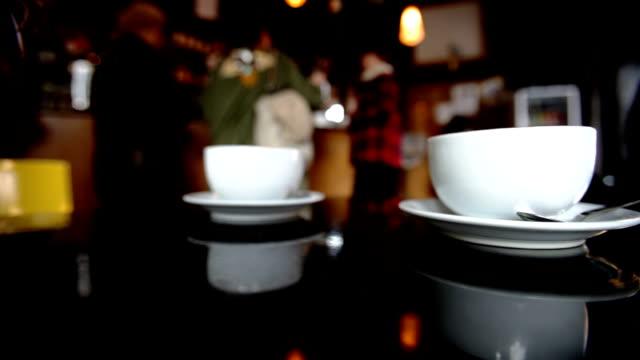 Two cappuccini video