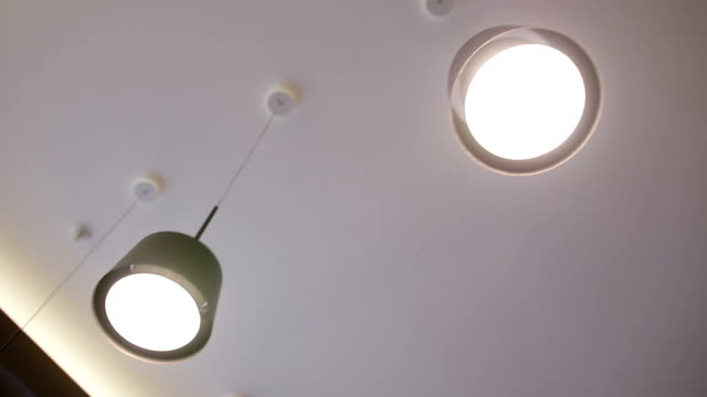 two chandelier Lamp video