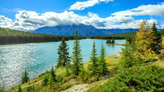 Two Jack Lake, Alberta, Canada video
