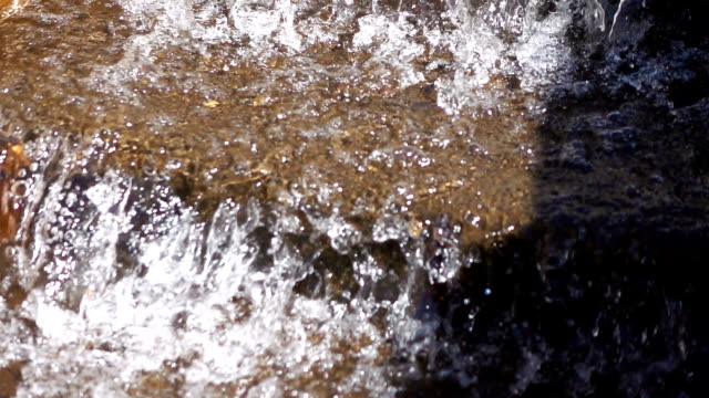 two videos of water flowing down the stairs-real slow motion - basement stock videos & royalty-free footage