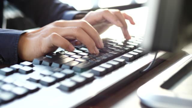 Eingabe-Tastatur, Desktop-Computer – Video