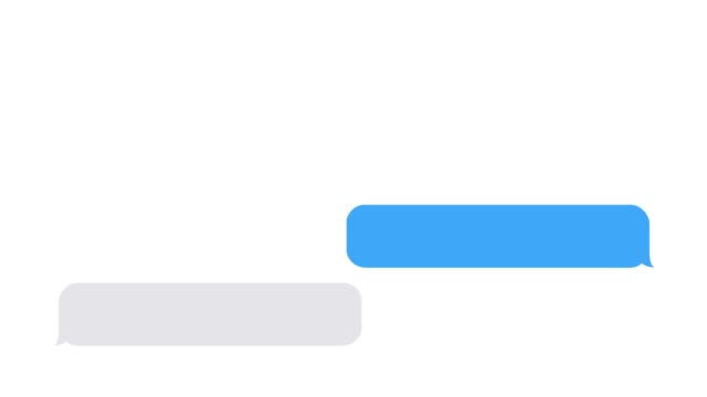 typing messages in mobile chat