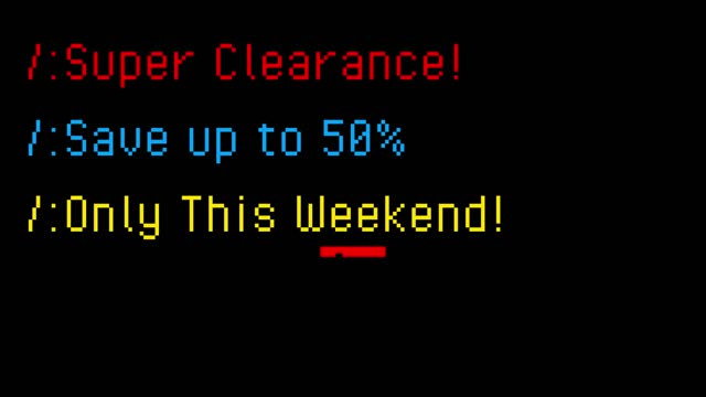 Typing on old computer. Super Clearance! Save up to 50%. Only this Weekend!