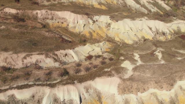 uchisar, kappadokien, türkei - zentralanatolien stock-videos und b-roll-filmmaterial