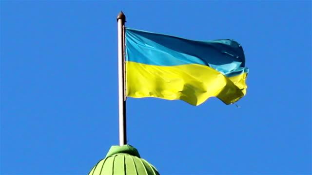 vídeos y material grabado en eventos de stock de bandera de ucrania - civil rights