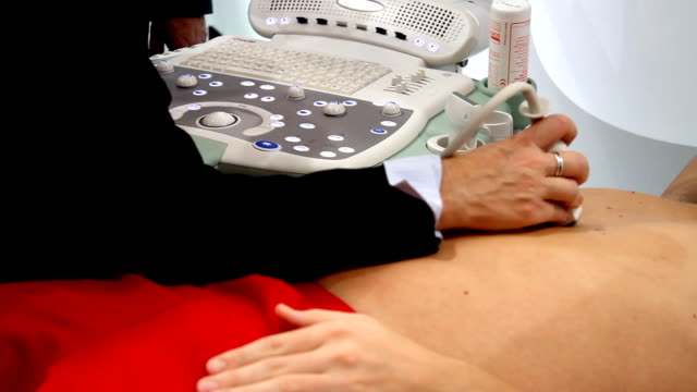 Ultrasound diagnostics (HD) video