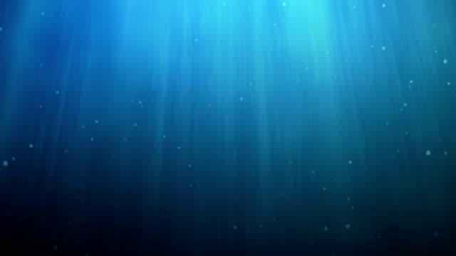 Under water video