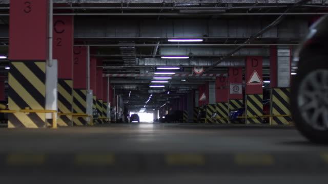 Underground Car Park video