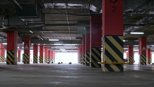 Underground Parking Lot video