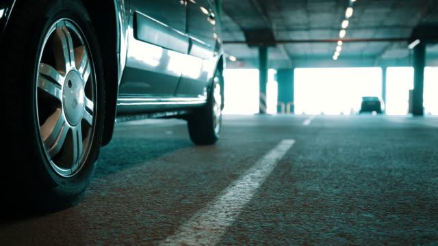 Underground parking video