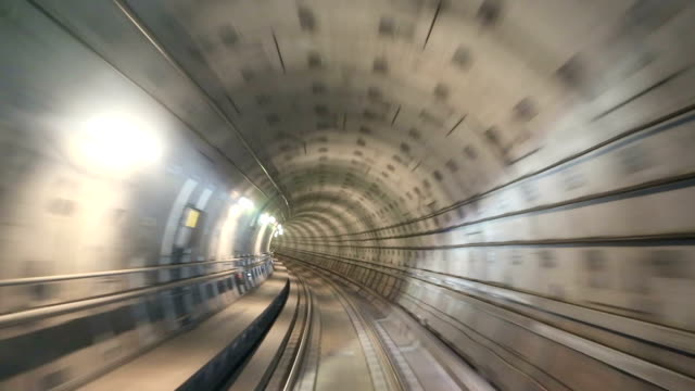 Underground Railway Underground Railway - drivers/front perspective underground stock videos & royalty-free footage