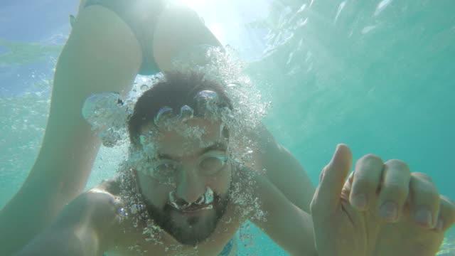 Underwater Fun video