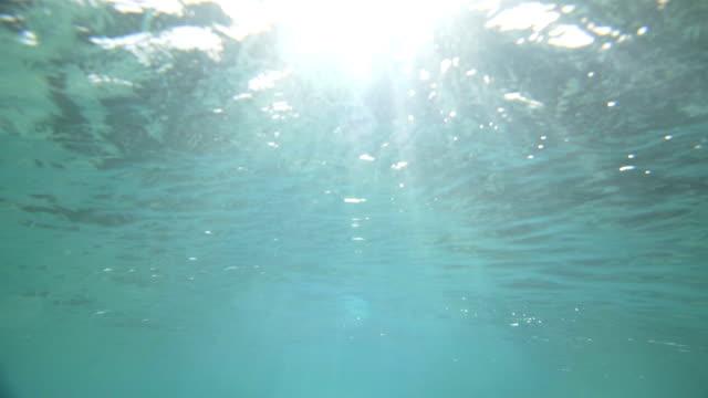 水中 - 水面点の映像素材/bロール