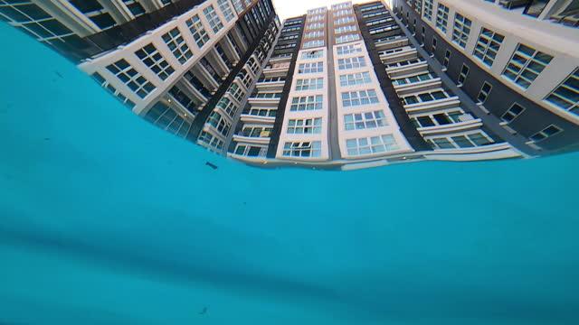 Underwater Slowmotion video