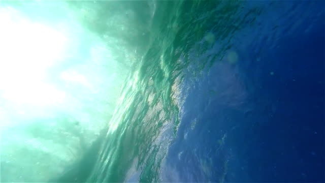Underwater Waves video
