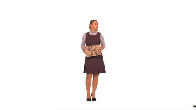HD: Unemployable Businesswoman video
