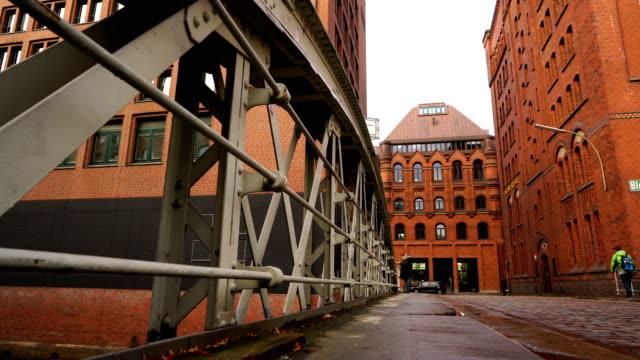 unesco world heritage storage city - sito patrimonio dell'umanità unesco video stock e b–roll