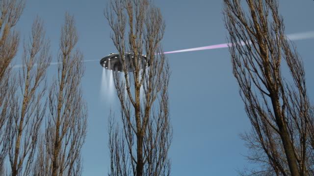 UFO - unidentified flying object video